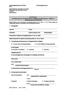 Zulassungsantrag-KVT