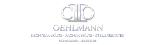 Medizinrecht – OEHLMANN Fachanwaelte Logo